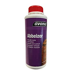 Avania Abbeizer Löst alle Lacke und Farben Innen & außen 3 Liter