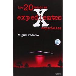 Los 20 mejores expedientes X españoles (Historia Oculta)