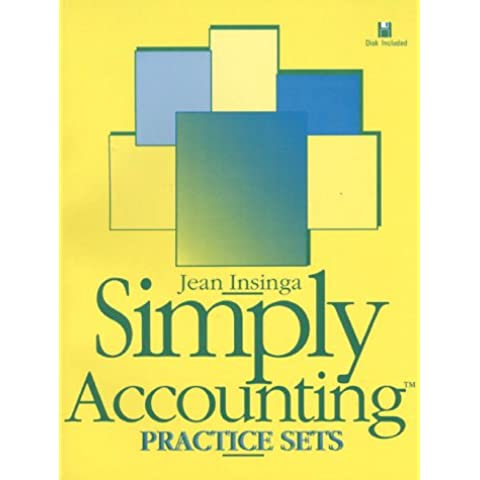 Simply Accounting Practice Sets