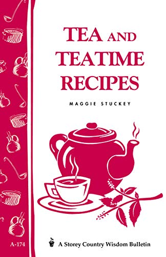Tea and Teatime Recipes: Storey's Country Wisdom Bulletin A-174 (Storey Country Wisdom Bulletin, A-174) (English Edition) - Kraut Puffs
