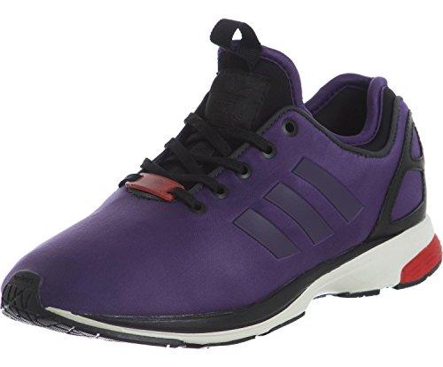 adidas Originals ZX Flux Tech NPS Schuhe Sneaker Turnschuhe Violett B34131, Größenauswahl:44