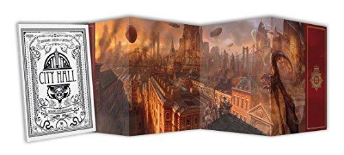 City Hall, le Jeu d'Aventure - Ecran + Livret Scenario par Laurent Devernay