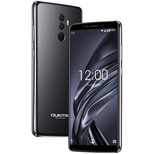 OUKITEL K8 Smartphone Libre Barato 4G Android 8.0 (Pantalla de 6'' FHD, Cámara 13MP+2MP y Frontal 5MP, 4GB RAM + 64GB...