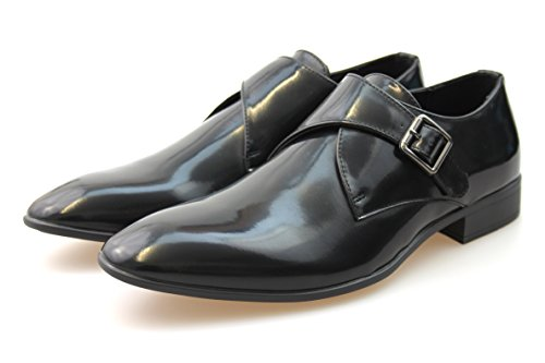 By Neki Mocassini Uomo Nero Black Black