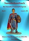 Sammlerhandbuch für Elastolin-Kunststoff-Figuren