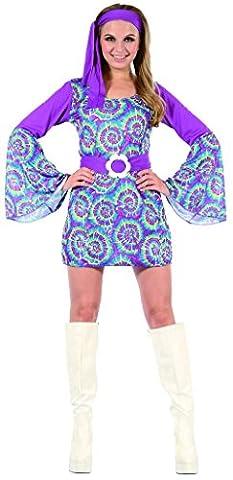 Hippie Kostüm Damen M