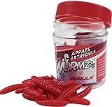 Dudule teignes rouges artificiels wormzzz