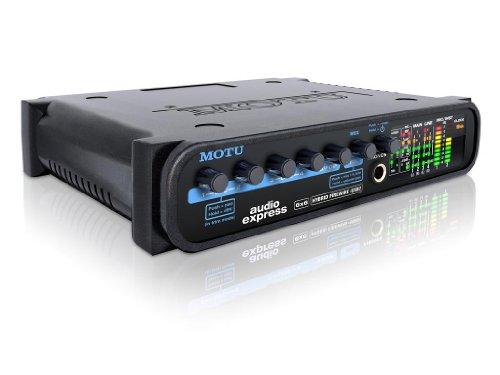 Motu Audio Express Schnittstelle Audio 6x 6Hybrid FW/USB2