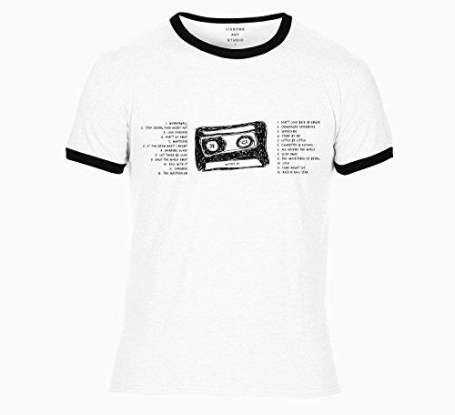 Mixtape T-Shirt OASIS by Lissome Art Studio