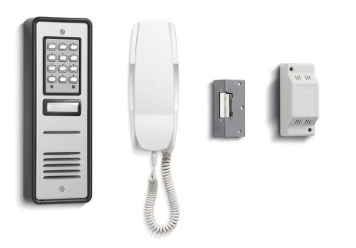 TC277- BELL BL106-1 1WAY BELLINI COMBINED AUDIO DOOR ENTRY INTERCOM SYSTEM WITH CODED KEYPAD ACCESS & LOCK RELEASE