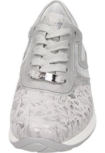 Ara 12-15001 Oslo Donna Sneaker Larghezza K Grau