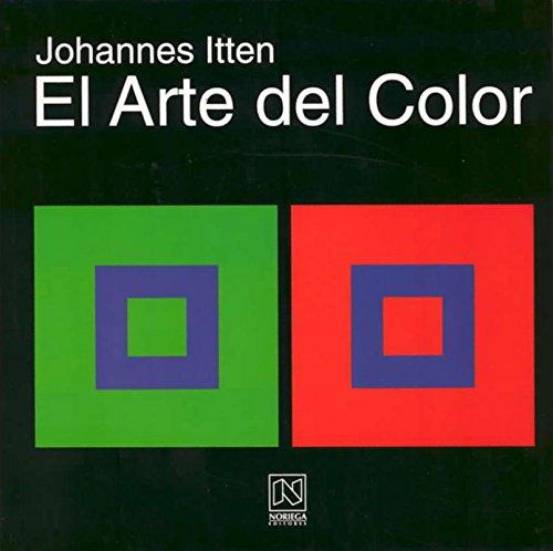 Arte del color por Johannes Itten