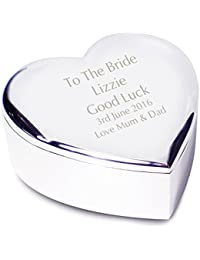 Bride Heart Trinket