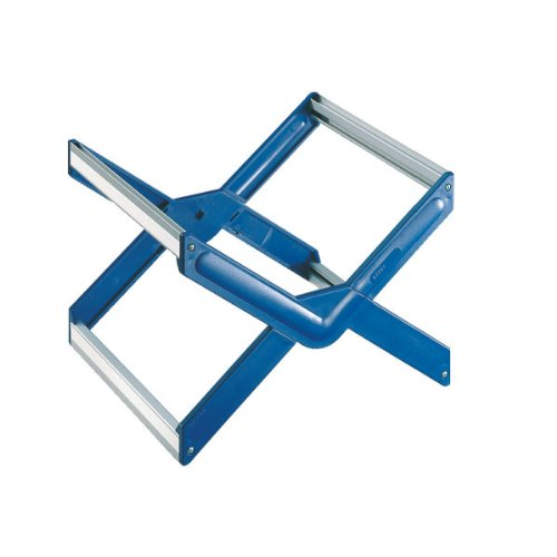 Leitz 19090035 Hängekorb, für 25 Hängemappen A4, blau