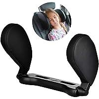 Reposacabezas para coche, cómodo, plegable, ajustable, para niños y adultos