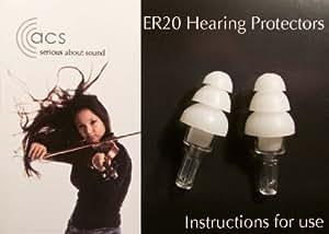 ACS ACS-ER20 Hearing Protectors
