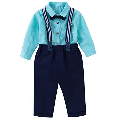 Anzug Strampler Für Kleinkinder - famuka Baby Jungen Bekleidungsset Kleinkinder Strampler