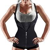 Bingrong Ropa Faja Reductora Mujer Adelgazante Lencería Moldeadora Shapewear Waist Trainer Body Shaper Corsé de Abdomen Chale