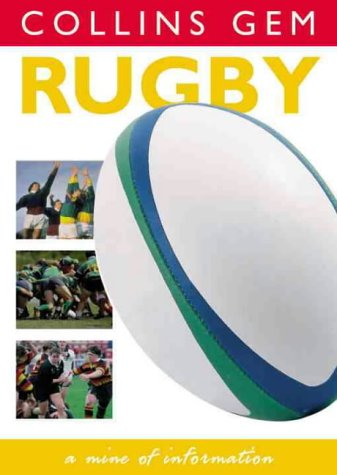 Collins Gem – Rugby por Harper Collins Publishers