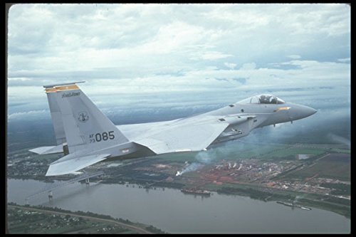 15a Eagle (245091 McDonnell F 15A Eagle A4 Photo Poster Print 10x8)