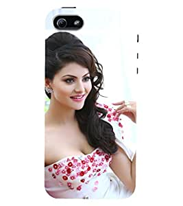 D KAUR Urvashi Back Case Cover for Apple I Phone 5::Apple I Phone 5