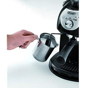 De'Longhi EC 201.CD.B Macchina per il Caffè, 15 bar, 1050W, colore Nero
