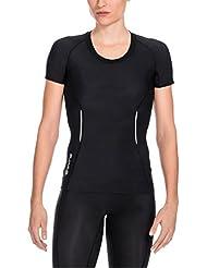 SKINS A200 Womens Top Short Sleeve