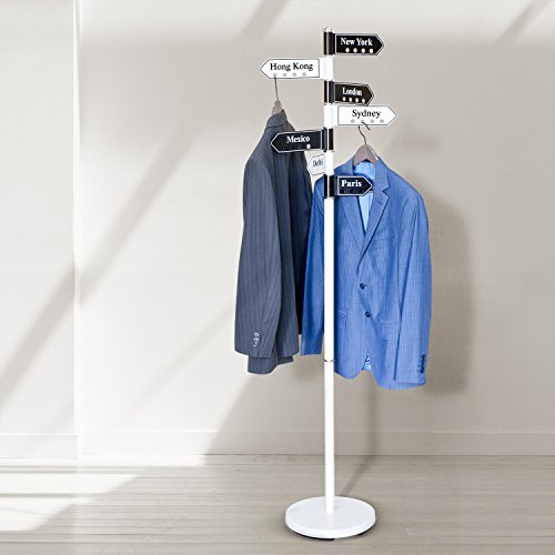 Tatkraft Karta Kleiderständer