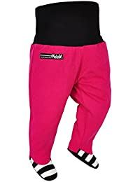 Baby Friday - Pantalon à Pieds - Youpala - Couleur : Rose - Taille : 0-3 Mois