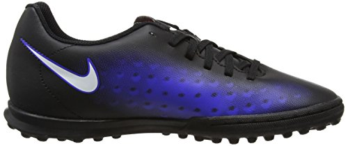 Nike Herren 844408-016 Fußballschuhe Schwarz (Black/White-Paramount Blue)