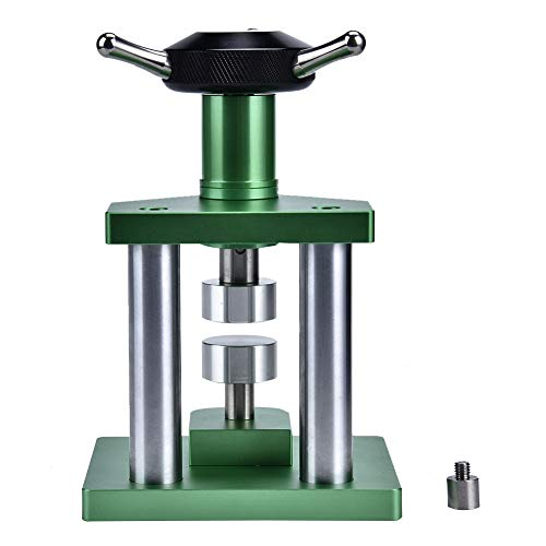 Multifunktionsverschließer für Uhren Presswerkzeuge für die hintere Abdeckung, Batteriewechselreparaturwerkzeug, geeignet für die Uhrenwartung