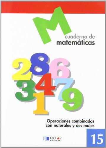 MATEMATICAS 15 - Operaciones combinadas con naturales y decimales por Proyecto Educativo Faro