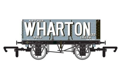 Hornby r6758'Arthur Wharton' 7Plank Wagon Spielzeug