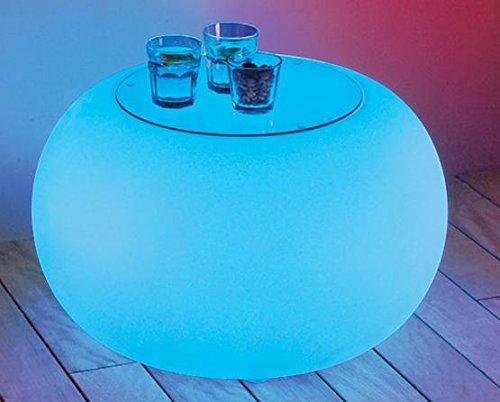 table d'extérieur Bubble Outdoor LED Accu