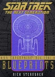 BLUEPRINTS: STAR TREK: NEXT GENERATION NCC-1701-D: U.S.S.