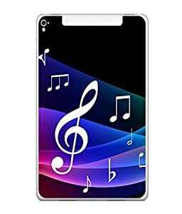 FUSON Designer Back Case Cover for Apple iPad Pro 9.7 Inches :: Apple iPad Pro Wi-Fi + Cellular (3G/LTE) 9.7 Inches :: Apple iPad Pro Wi-Fi (Wi-Fi) (Art Classic Guitar Hobby Instrument )