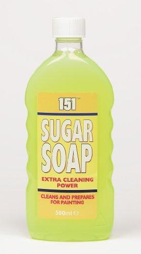 Sugar Soap, Cleaning, Preparing Paint Work