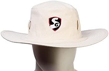 SG Panama Supreme Hat, (White)