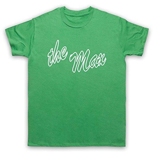 Inspiriert durch Saved By The Bell The Max Unofficial Herren T-Shirt Grun