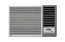 LG LWA5CS5A L-Crescent Plus Window AC (1.5 Ton, 5 Star Rating, White, Copper)