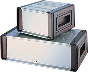 Boîtier de laboratoire Proma 133046 Aluminium aluminium (anodisé) (l x h x p) 435 x 160 x 280 mm 1 pc(s)