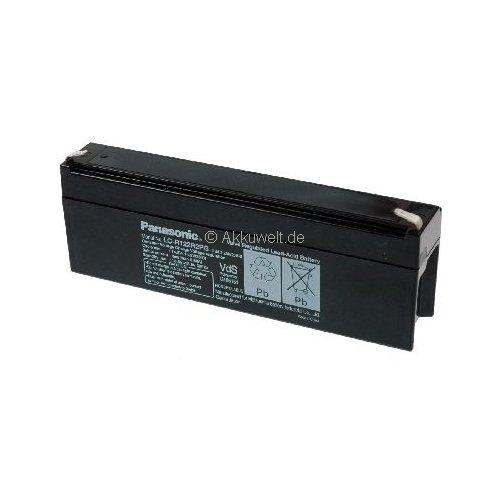 Panasonic Batterie au plomb (AGM) pour Panasonic Batterie au plomb (AGM) pour cardiette EKG Start 200 Batterie Médical