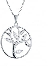 Tree Of Life Petals Necklace, Necklace For Women- By Ornate Jewels