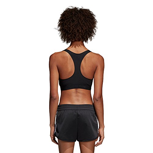 adidas Damen Styling Compliments Sport-Bh Black
