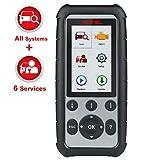 Autel MaxiDiag MD806 PRO OBD2 Auto Diagnostica Scanner Lettore Codici OBD Tutti i Sistemi con Funzioni di Reset Dell'olio, EPB, SAS, Dpf, BMS, Acceleratore Servizi