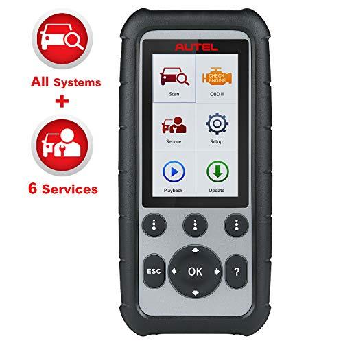 Autel MaxiDiag MD806 Pro OBD2 Diagnósticos Coche Lector de Códigos OBDII Escáner...