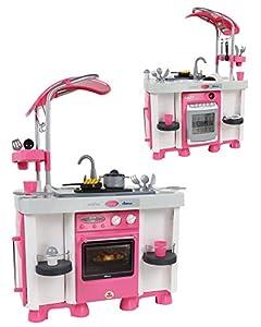 Polesie Polesie47991 Carmen - Cocina con lavavajillas y Juguete para Cocina