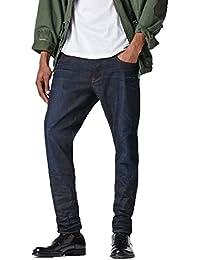 G-Star Herren Jeans 3301 Tapered Fit Dark Aged, Größe:W 31 L 38;Farbe:dark aged (89)