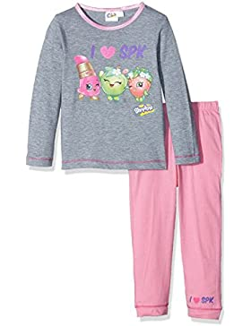 Moose I love Shopkins - Pijama Niños