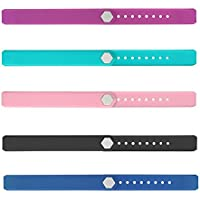REDGO ID115 ID 115 115HR Replaceable Strap Length Adjustable Replacement Band for Smart Bracelet Fitness Tracker